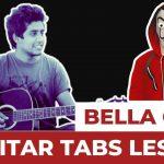 Bella Ciao Guitar Tabs Lesson – Money Heist