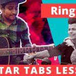 Ringtone Preetinder Guitar Tabs Lesson